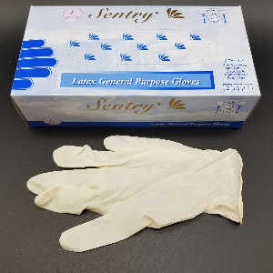 Nitrile Disposable Gloves (for caulking)