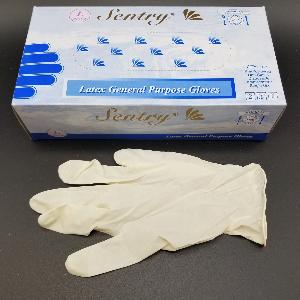 Nitrile Disposable Gloves (for caulking)